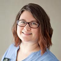 sarah ottman, practice manager, franksville veterinary clinic